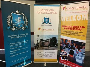 VFW Vakopleidingen Fondsenwerving terug van weggeweest!
