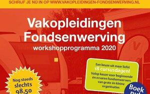 Nieuwe folder workshopprogramma nu online!